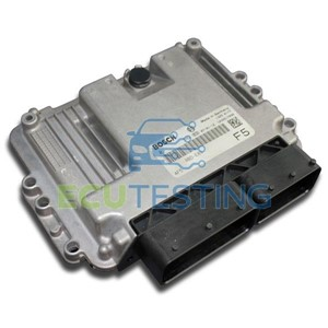 Mazda BT-50 2 5 ECU (Engine Management) - Part No: WLAS18881D