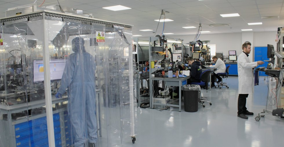 Workshop and Cleanroom