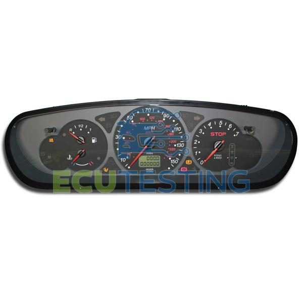 OEM no: 9635289880 / 5800008805001 / 58000088050 01            - Citroen C5 - Dashboard Instrument Cluster