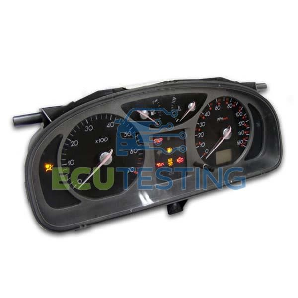 Renault Laguna 1 9 Dashboard Instrument Cluster Part No