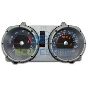 Volkswagen POLO - Dashboard Instrument Cluster - OEM no: TC402360394 / 0263627055