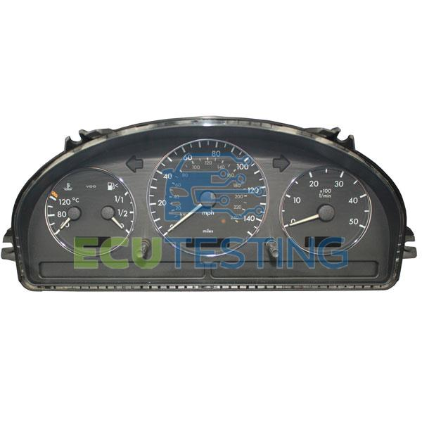 OEM no: 3253200156938 / 3253 200156938 / A2C53033835 / A2C53081851 / 16899516 - Mercedes M-CLASS - Dashboard Instrument Cluster