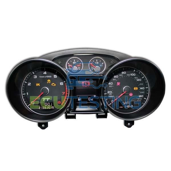 3.2 TFSI Dashboard Instrument Cluster