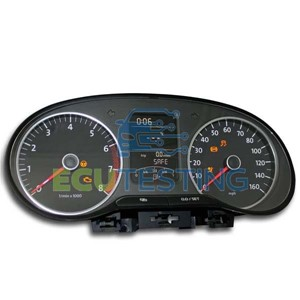 Volkswagen POLO - Dashboard Instrument Cluster - OEM no: A2C53339728 / A2C53387650 / A2C34588900 / A2C34588500 / A2C34588700 / A2C84808800