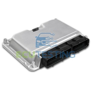 Audi A4 - ECU (Engine Management) - OEM no: 0 281 012 142 / 0281012142