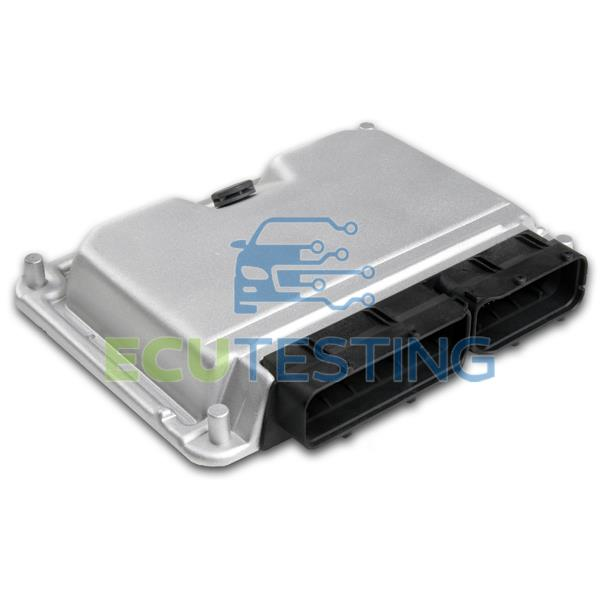 OEM no: 0281011255 / 0 281 011 255 - Audi A4 - ECU (Engine Management)
