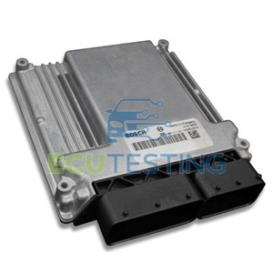 Mercedes C-CLASS - ECU (Engine Management) - OEM no: 0281012344 / 0 281 012 344