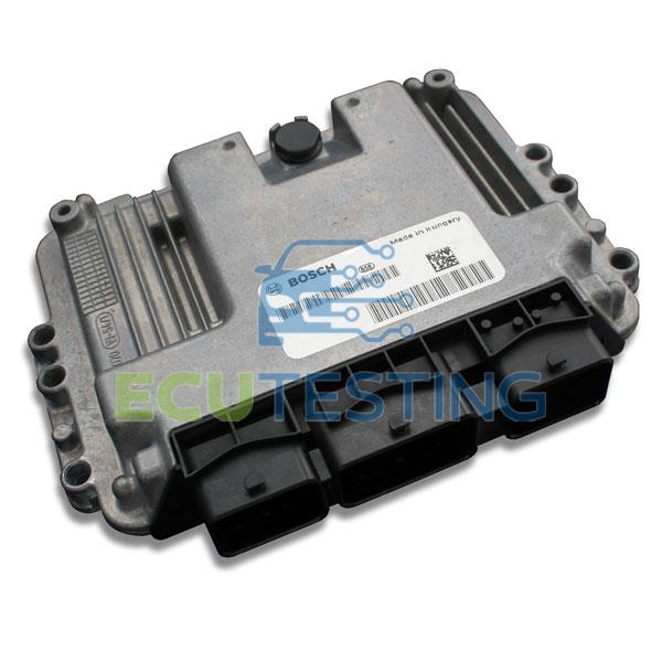 OEM no: 0281012528 / 0 281 012 528 - Peugeot 206 - ECU (Engine Management)