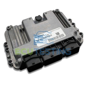 Citroen C3 - ECU (Engine Management) - OEM no: 0281012529 / 0 281 012 529