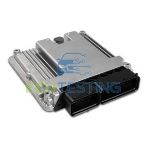 Audi A4 - ECU (Engine Management) - OEM no: 0281012917 / 0 281 012 917
