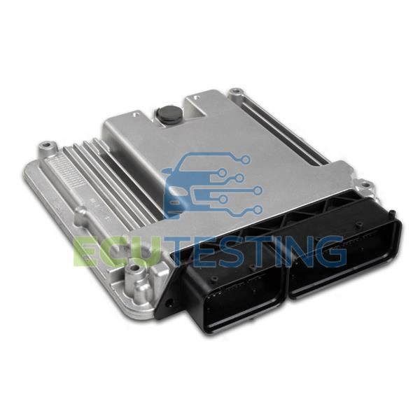OEM no: 0281012654 / 0 281 012 654 - Audi A4 - ECU (Engine Management)