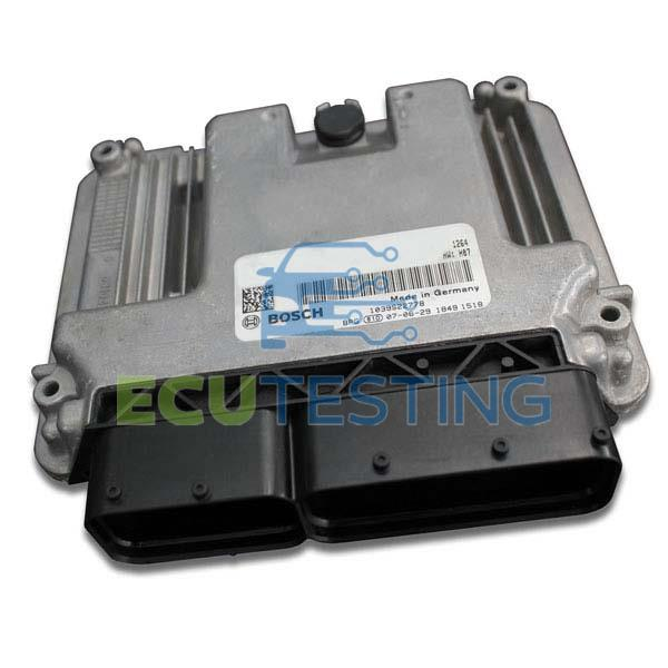 OEM no: 0281014422 / 0 281 014 422 - Seat LEON - ECU (Engine Management)