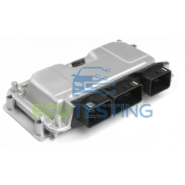 OEM no: 0261207477 / 0 261 207  477                                                      - Peugeot 206 - ECU (Engine Management)