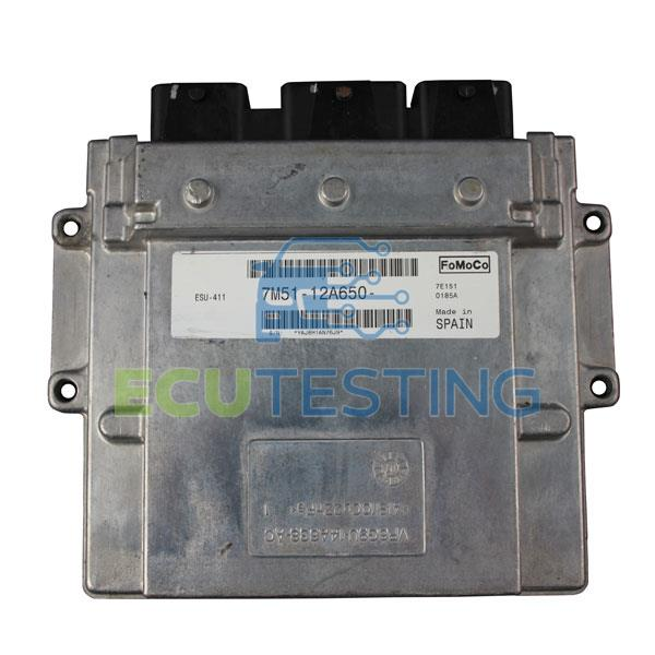 OEM no: 4ECF - Ford S-MAX - ECU (Engine Management)