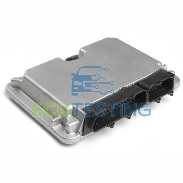 OEM no: IAW4AFSS / IAW 4AF.SS - Fiat PANDA - ECU (Engine Management)