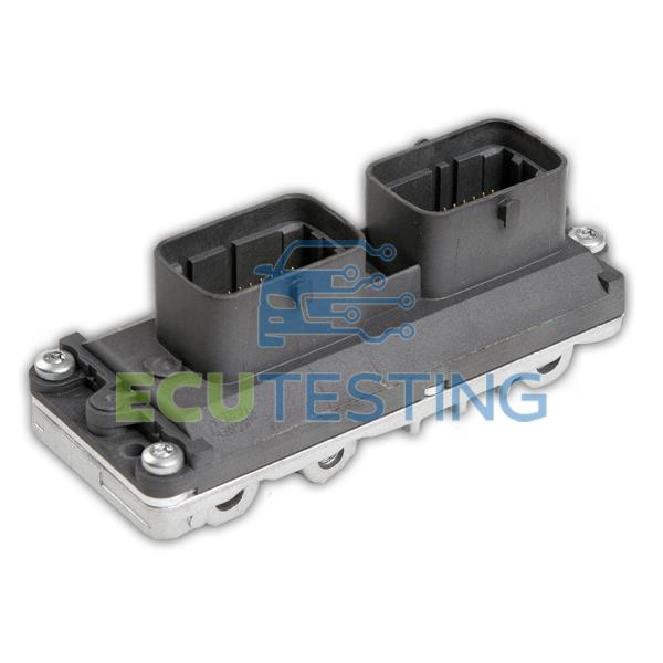 OEM no: IAW59FE4 / IAW 59F.E4 / HW103 / 1808-041                                         - Fiat PUNTO - ECU (Engine Management)