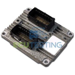 OEM no: IAW5SF8E3 / IAW 5SF3.E3 - Fiat 500 - ECU (Engine Management)