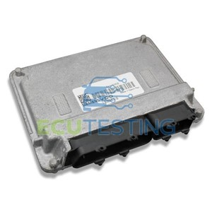 OEM no: 5WP4029802 / 5WP40298 02  / 5WP4029803  /  5WP40298 03 - Volkswagen POLO - ECU (Engine Management)
