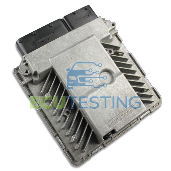 OEM no: 5WP45519AA / 5WP45519AB                                                                       - Seat LEON - ECU (Engine Management)