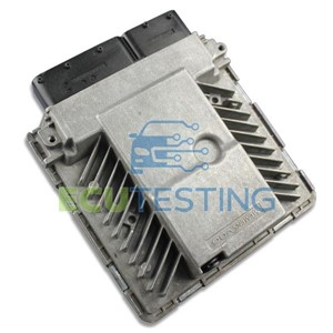 Audi A4 - ECU (Engine Management) - OEM no: 5WP45549AF / 5WP45549 AF
