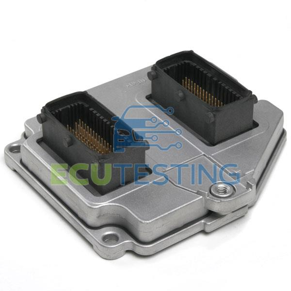 OEM no: 5WK9443 / 5WK9 443 - Vauxhall ASTRA - ECU (Engine Management)