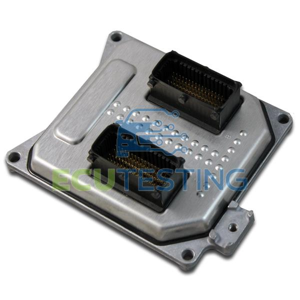 OEM no: 5WK9425 / 5WK9 425 - Vauxhall ZAFIRA - ECU (Engine Management)