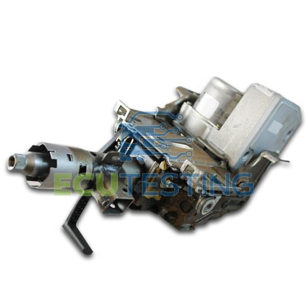 OEM no: 50300403 / LHD - Renault MODUS - Power Steering (EPS - Electric Power Steering)