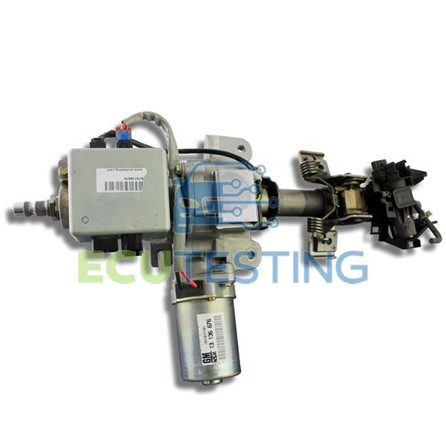 Vauxhall Corsa C Electric power steering column EPS fault