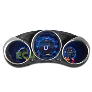 Citroen C4 - Dashboard Instrument Cluster - OEM no: A2C5308139