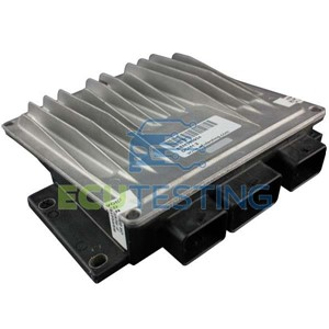 OEM no: 8200619409 - Renault KANGOO - ECU (Engine Management)