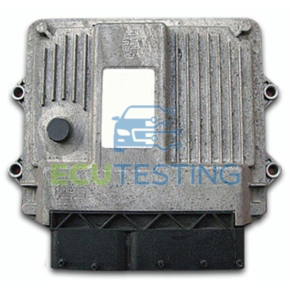 OEM no: 55568385 - Vauxhall CORSA - ECU (Engine Management)