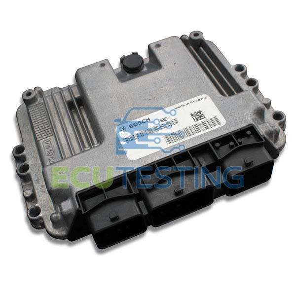 Citroen BERLINGO - OEM no: 0281013872 / 0 281 013 872