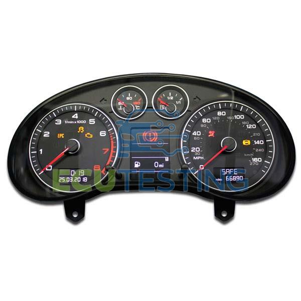 remanufactured ford instrument clusters