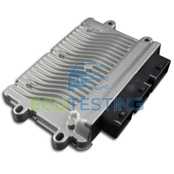 Peugeot 206 & 207 engine ECU water ingress