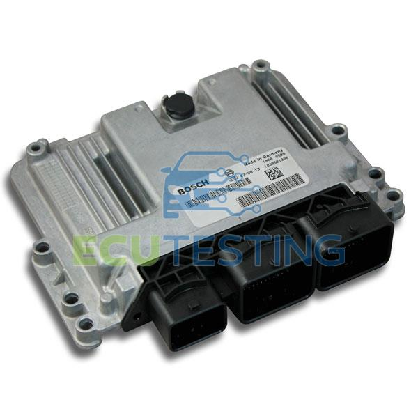 OEM no: 0261S04026 / 0 261 S04 026 - Peugeot 207 - ECU (Engine Management)