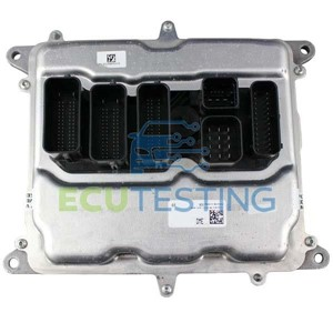 BMW 1 SERIES - ECU (Engine Management) - OEM no: 0261S07665 / 0 261 S07 665