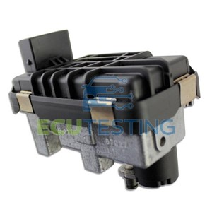 OEM no: 6NW008412 / 6NW 008 412   - Mercedes E-CLASS - Actuator (Turbo)