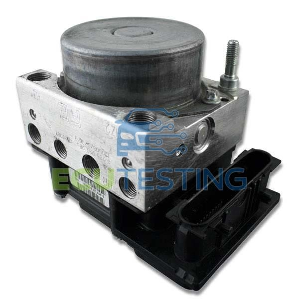 Abs Pump Ecumodule Combined Bosch Asg on Dodge Throttle Body Problems