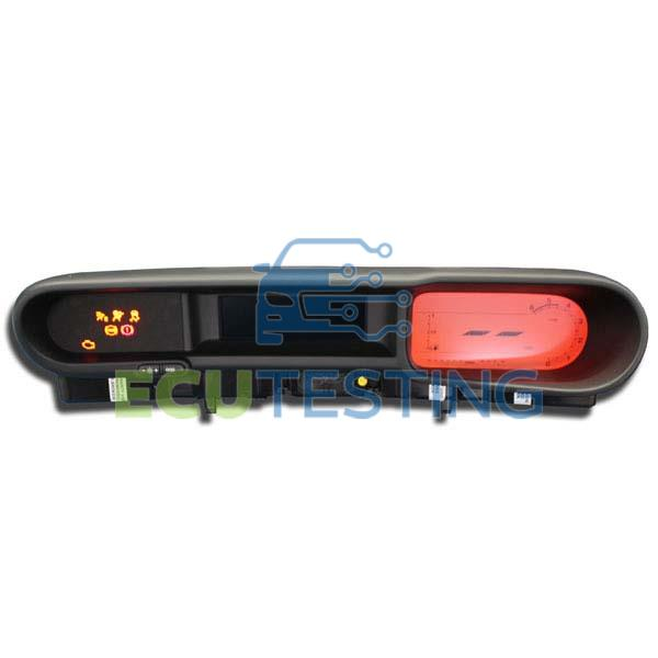 OEM no: RDH6M969 / 50300208040301 / 503002080403 01 - Citroen C3 PICASSO - Dashboard Instrument Cluster