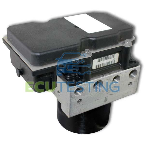 OEM no: 0265955027 / 0 265 955 027 / 0265239059 / 0 265 239 059 - Skoda ROOMSTER - ABS (Pump & ECU/Module Combined)