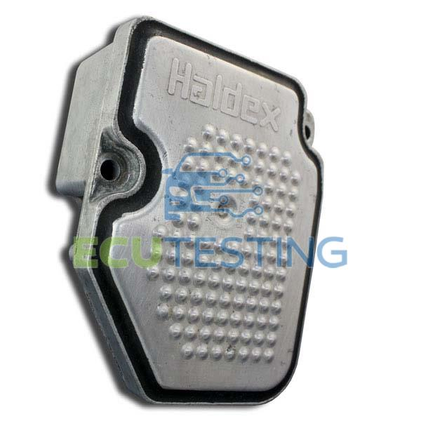 OEM no: 5WP3352303 / 5WP33523-03 / 5WP3352301 / 5WP33523-01 - Audi TT - ECU (ELSD - Electronic Limited Slip Differential)