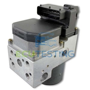 OEM no: 0265216672 / 0 265 216 672 / 1C152M110AE / 1C15-2M110-AE - Ford TRANSIT - ABS (Pump & ECU/Module Combined)