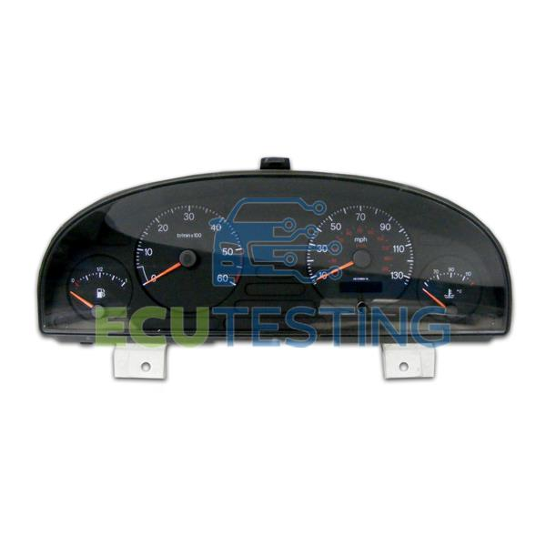 Citroen Dispatch Instrument Cluster Speedo - ECU Testing