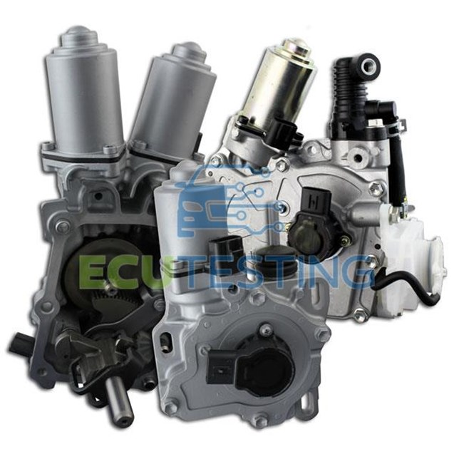 Toyota MMT (Multimode Transmission) gearbox actuator faults