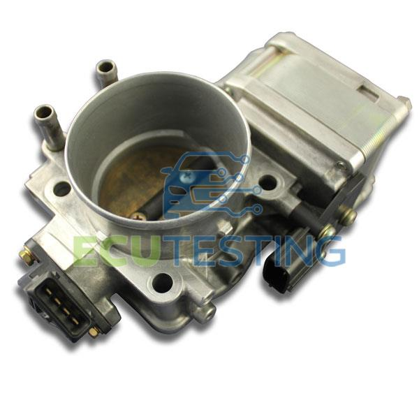Mitsubishi and Volvo throttle body fault