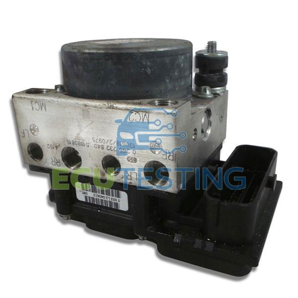 OEM no: 0265800493 / 0 265 800 493 - Suzuki SX4 - ABS (Pump & ECU/Module Combined)