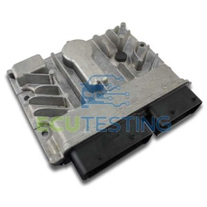 OEM no: 55579719 / ABUX / E87 - Vauxhall MOKKA - ECU (Engine Management)