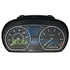 BMW 3 SERIES - Dashboard Instrument Cluster - OEM no: 6947136 / 6 947 136 / 102496211 / 1024962-11 / 1024962-21 / 150046190 / 916684902 / 9166849-02 / IK9187331017 / A2C53376694 / A2C 533 766 94 / A2C53286595 / A2C 532 865 95