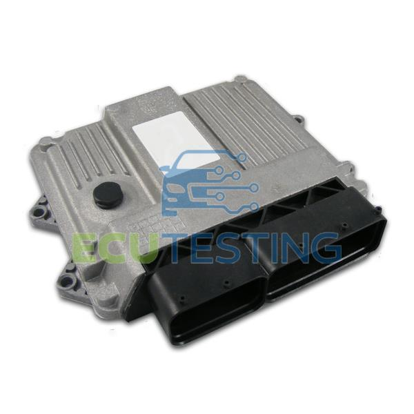 OEM no: MJD6F3D6 / MJD 6F3.D6 - Fiat DOBLO - ECU (Engine Management)