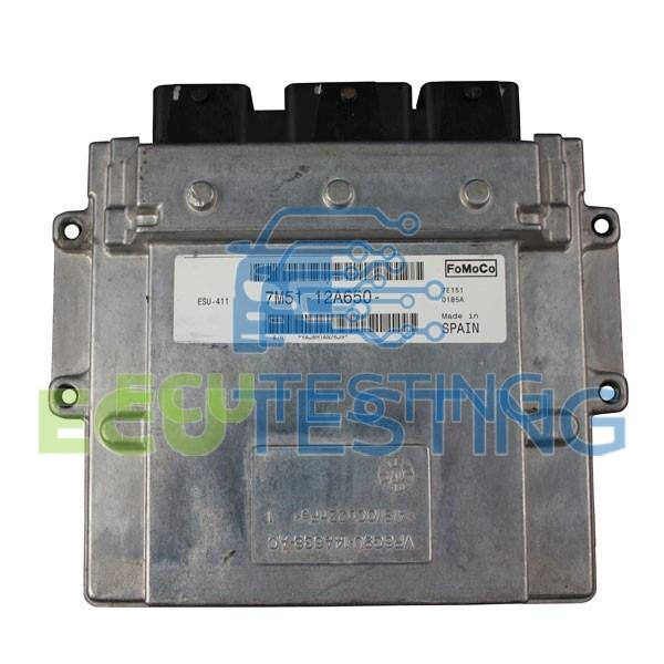Ford Engine ECU